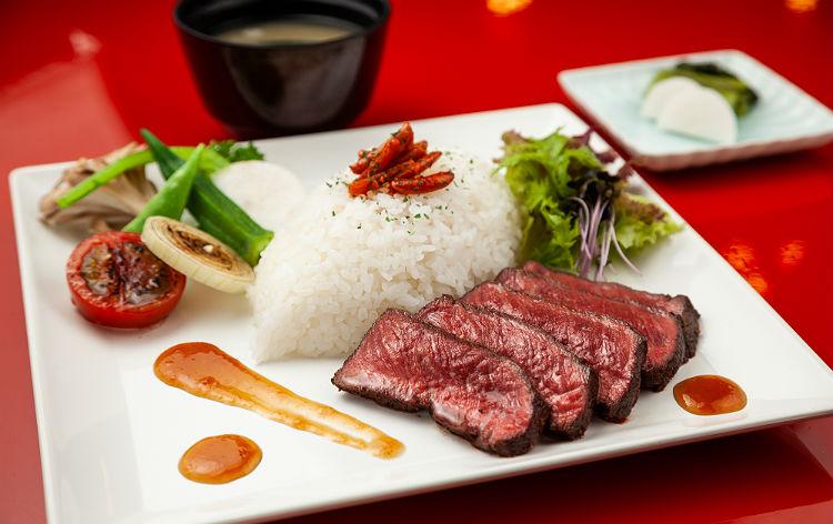 にいがた和牛ステーキ(イメージ)