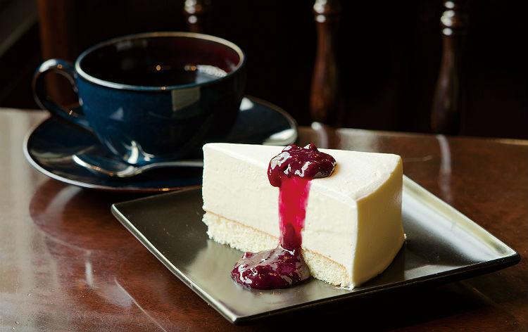 レア・チーズケーキ(イメージ)