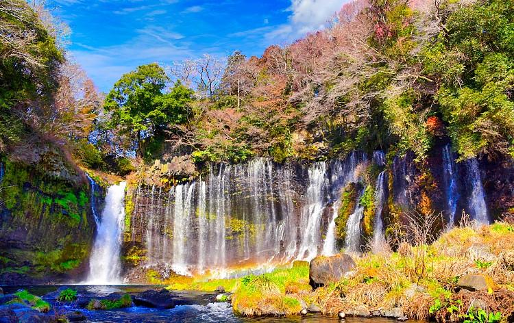 白糸ノ滝(イメージ)