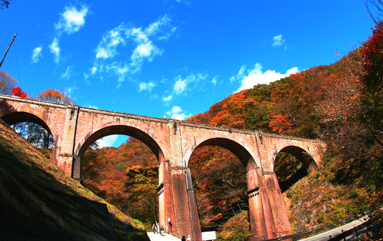 めがね橋(イメージ)