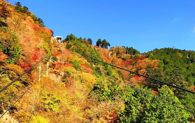 身延山ロープウェイ(イメージ)