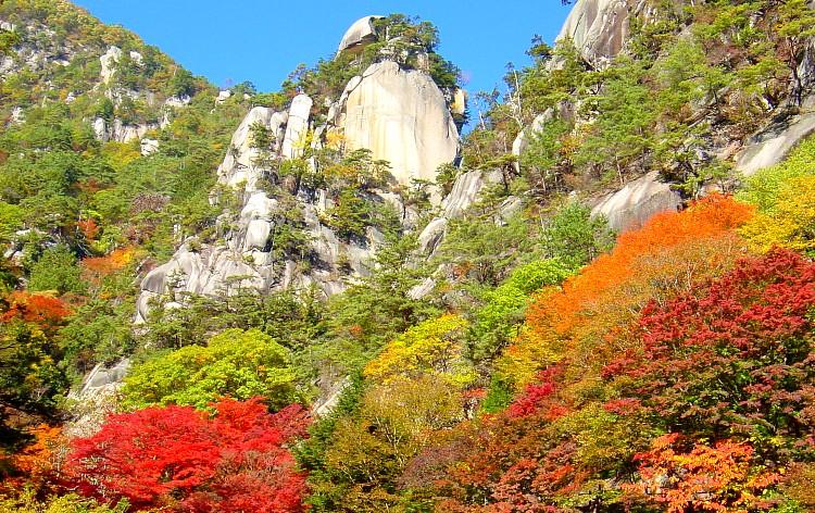 昇仙峡(イメージ)