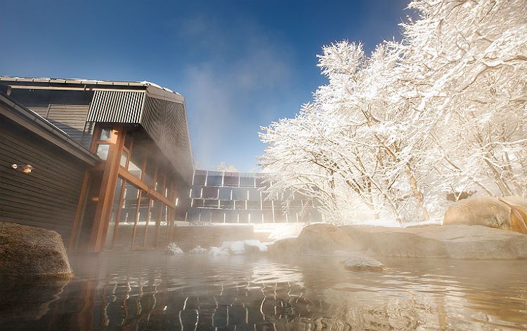 星野温泉 トンボの湯(イメージ)