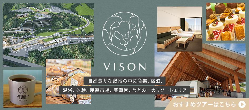 VISON (ヴィソン)