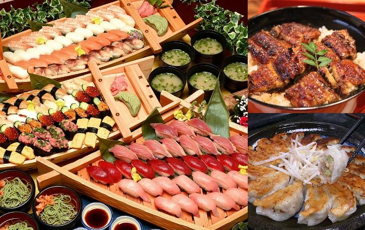 寿司食べ放題(イメージ)