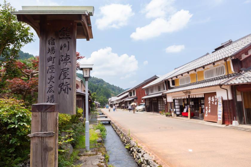 若狭鯖街道熊川宿(イメージ)