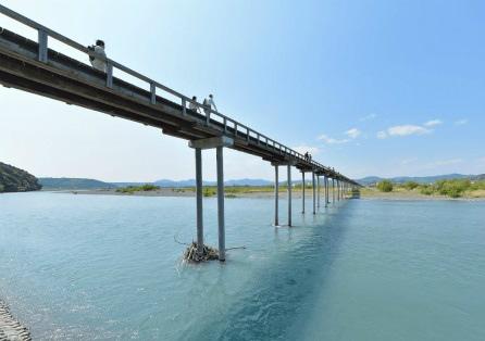 蓬莱橋(イメージ)