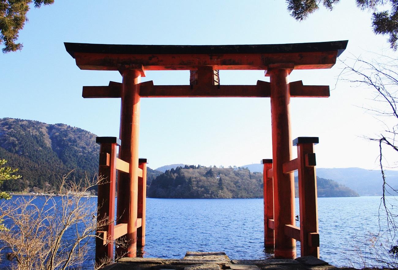 箱根神社(イメージ)