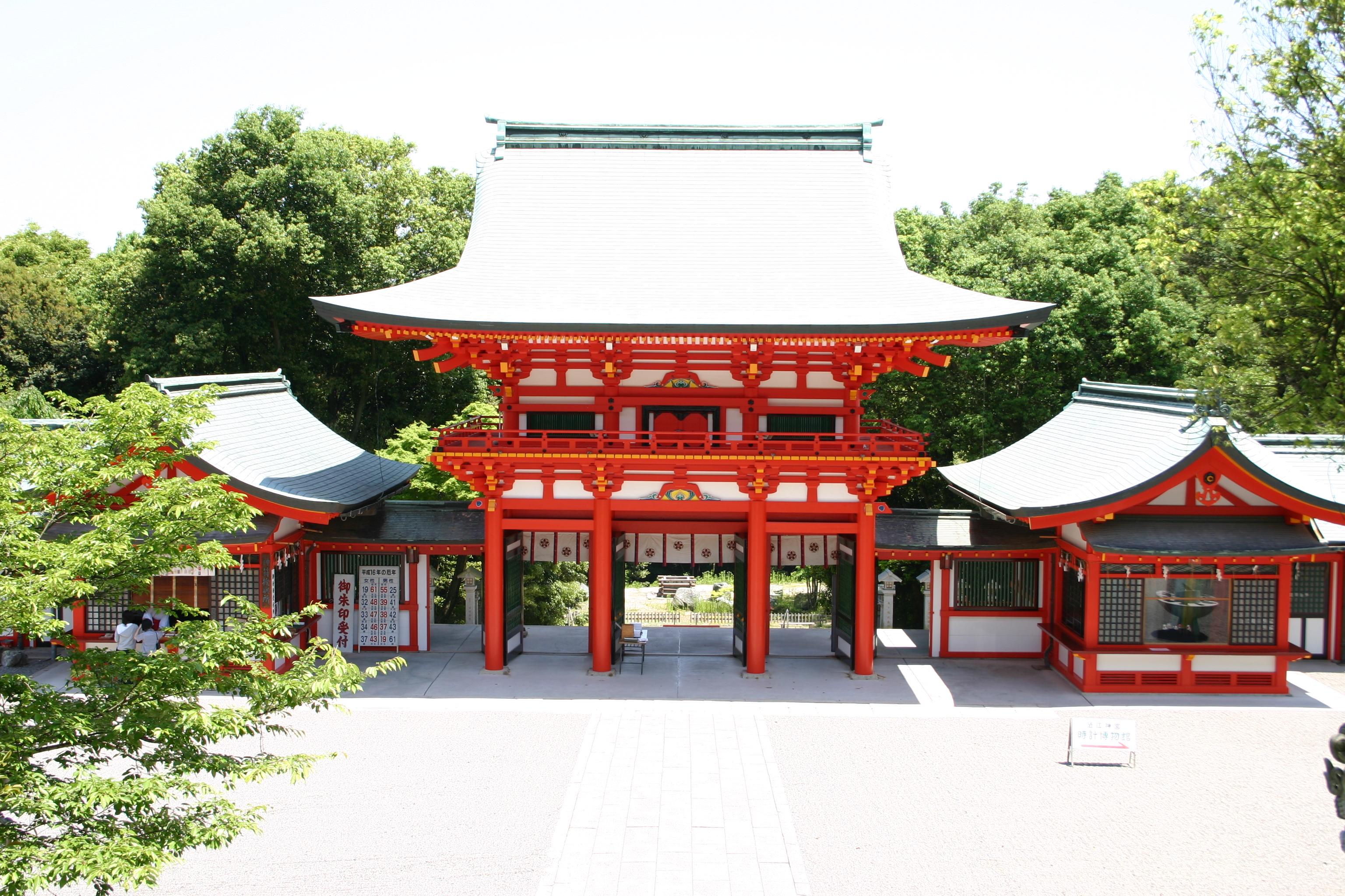 近江神宮(イメージ)