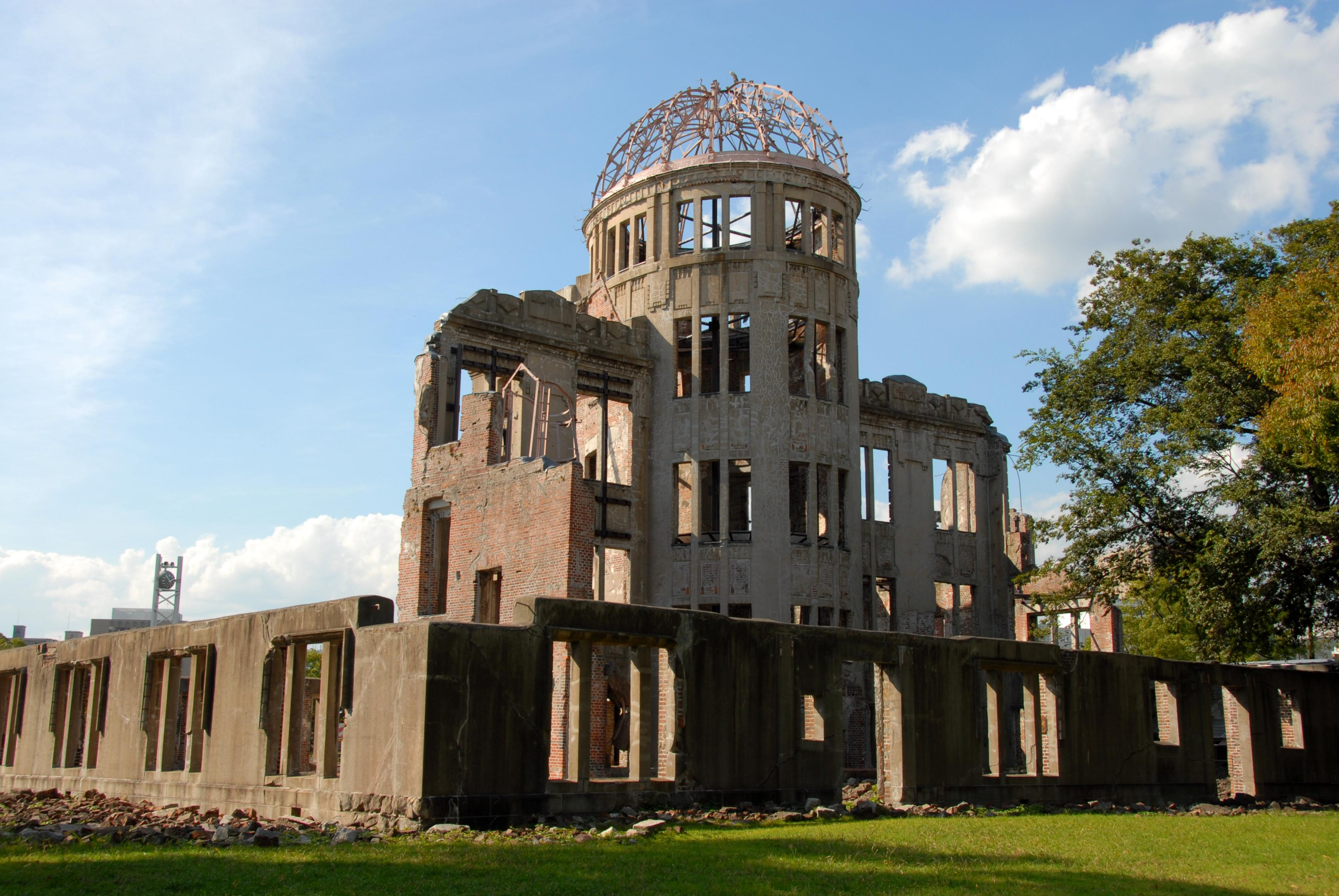原爆ドーム(イメージ)写真提供:広島県