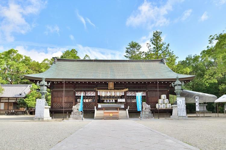 伊弉諾神宮(イメージ)
