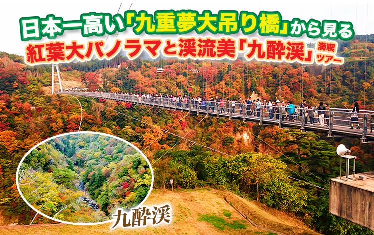 九重夢大吊橋(イメージ)