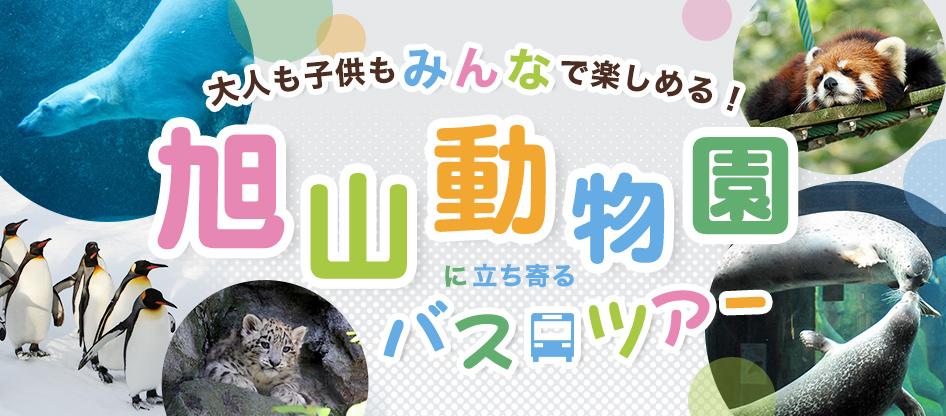 旭山動物園ツアー