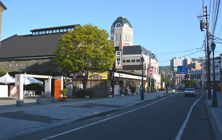 小樽堺町通り/イメージ