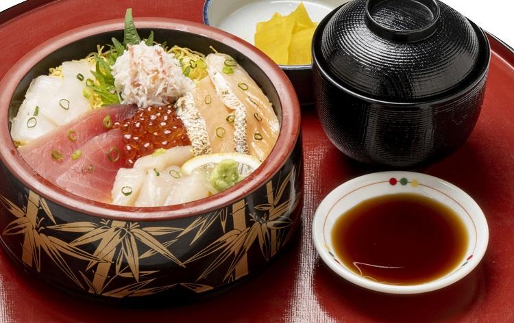 海鮮丼(一人前)/イメージ