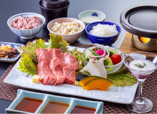 比婆牛丼三米(1人前)/イメージ